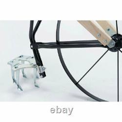 Earthway 6500 Heavy Duty Tubular 24 Inch Steel High Wheel Garden Cultivator