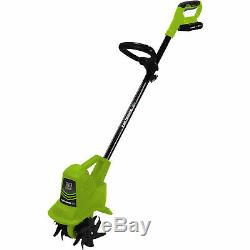 Earthwise 20 Volt Lithium Ion Cordless Tiller/Cultivator