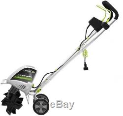Earthwise Electric 8 5 Amp 11 In W Tiller Cultivator Ergonomic Handle Brand New