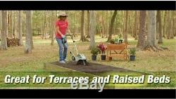 Earthwise Electric 8.5 Amp 11 in. W Tiller / Cultivator