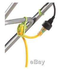 Earthwise Rototiller Garden Cultivator 8 Amp Electric Motor Corded Soil tiller