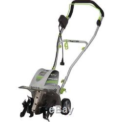 Earthwise TC78510 11-Inch 8.5Amp Corded Electric Tiller/Cultivator