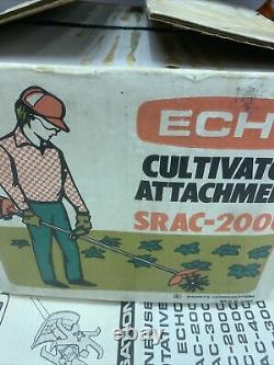 Echo 69400011050 Tiller Cultivator SRAC 2000