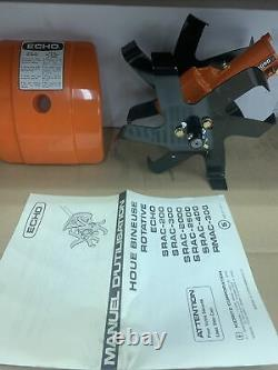 Echo 69400011050 Tiller Cultivator SRAC 2500
