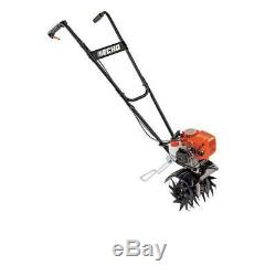 Echo TC-210AA 21.2cc 2 Stroke 10 Tooth Reversible Smooth Tiller/Cultivator