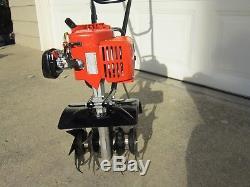 Echo TC-210 9 in. 21.2 cc Gas Tiller/ Cultivator Like Mantis