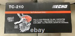 Echo TC-210 Gas Powered Tiller/Cultivator Brand New Factory Sealed