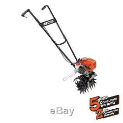 Echo Tiller Cultivator Front-Tine Forward Rotating Gas Lightweight 21.2 cc 9 in