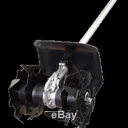 Ego 56v Cordless Cta9500 Multi-tool Cultivator / Tiller Attachment