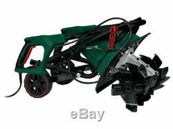 Electric CULTIVATOR Lawn Tiller Deep Aerator Plough Depth Rake Garden DIY Field