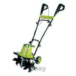 Electric Cultivator Forward-rotating Corded Outdoor Tool Equipment 12-Amp 16-in