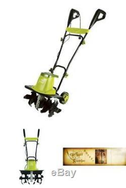 Electric Garden Tiller Cultivator Yard Lawn Garden Home Care Tool Rototiller Lan
