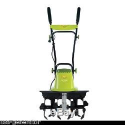 Electric Tiller MAX Power Ergonomic Garden Rototiller Cultivator SunJoe TJ603E