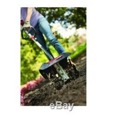 Garden Cultivator Attachment Outdoor Power Equipment Durable Tiller Add On 9 in