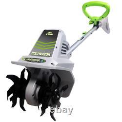 Garden Cultivator Electric Corded 7.5 in. 2.5 Amp Lightweight Handheld