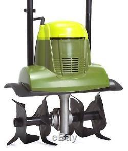 Garden Tiller Rototiller Lawn Cultivator Electric Soil Cadet Lawn aerator Tracto