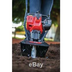 Gas Cultivator Garden Mini Tiller Turning Soil Lightweight Compact Planting Tool