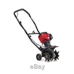 Gas Cultivator Lightweight Compact Adjustable 2 Cycle JumpStart Capabilities