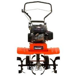 Gas Powered Tiller Front-Tine Cultivators 11 150cc Heavy-Duty Gear Drive System