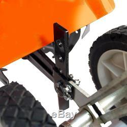 Gas Tiller Rototiller Cultivator Portable Garden Outdoor Power Equipment Tools
