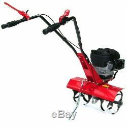 Gasoline XXL Petrol Tiller 36/60 Cultivator 55752 Rotovator Garden Recoil Start