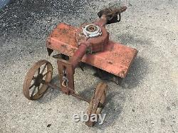 Gravely Walk Behind Tractor Rototiller Attachment