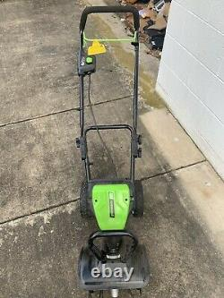 Greenworks 80V 10 Cultivator, Tiller (tool Only)