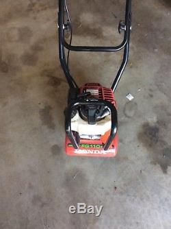 HONDA FG110 Gas 4-Cycle Mini Tiller/Cultivator 25cc