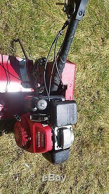 HONDA HARMONY GARDEN TILLER CULTIVATOR FG 500, GC 160 ENGINE, power source gas