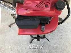 Honda 21 Roto Tiller Lawn Garden Cultivator Rototiller Used FREE SHIPPING