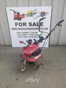 Honda F220 21 Small Roto Tiller GXV57 Engine Lawn Garden Cultivator USED