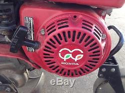 Honda F501 36 Roto Tiller Lawn Cultivate Garden Cultivator GX160 Rototiller
