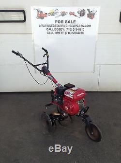 Honda F501 Roto Tiller Lawn Cultivate Garden Cultivator GX160 Engine Rototiller