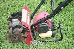 Honda FG110 Cultivator 4 Cycle Gas Powered Mini Garden Tiller