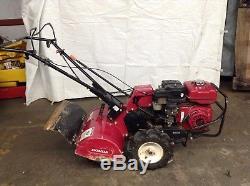 Honda FRC800 20 Rear Tine Tiller Garden Cultivator Lawn Rototiller GX240 Power