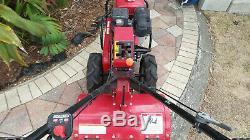Honda FRC800 20 Rear Tine Tiller Garden Cultivator Lawn Rototiller GX240 USED