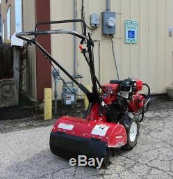 Honda FRC800 A 20 Rear Tine Tiller Garden Cultivator Commercial Rototiller