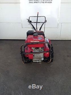 Honda FRC800 Rear Tine Roto Tiller Cultivator Walk Behind Yard Machine Lawn Used