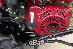 Honda FRC 800 Rear Tine Tiller 20 Commercial Cultivator TEXAS