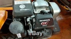 Honda Gc 190 Tiller Rototiller Garden Cultivator, Excellent
