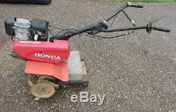 Honda Harmony Garden Tiller Cultivator Fg 500