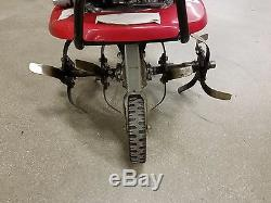 Honda Tiller F220 Small Frame Lawn Cultivator Mid Tine Roto Mini Powerful EZ
