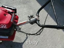 Honda f220 tiller pay pal only