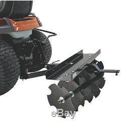 Husqvarna 585607401 40 Tow Behind Disc Cultivator Craftsman
