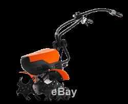 Husqvarna Tb 1000 Battery Powered Front Tine Cultivator Tiller Rototiller Tb1000