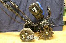 Kobalt Cultivator Forward Rotating Push Button Start Tiller 80V Bare Tool