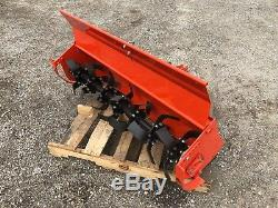 Land Pride 58 Rotary Roto Tiller Cultivator RTR1258 38 82 Tow Behind PTO