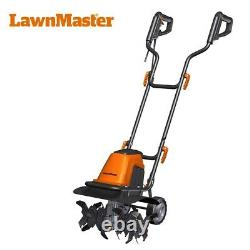 LawnMaster TE1016M 10 Amp, 16 Inch tilling width 16-Inch depth Electric Tiller