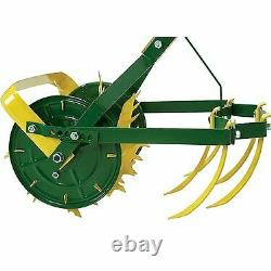 Lehman's Own Old Fashioned Rotary Garden Cultivator Till and Weed USA Made