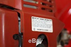MANTIS 2 CYCLE CULTIVATOR GARDEN ROTOTILLER. Model 7225 02-03 runs/ cuts off